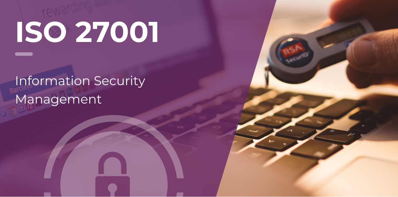 ISO 27001 - Security management